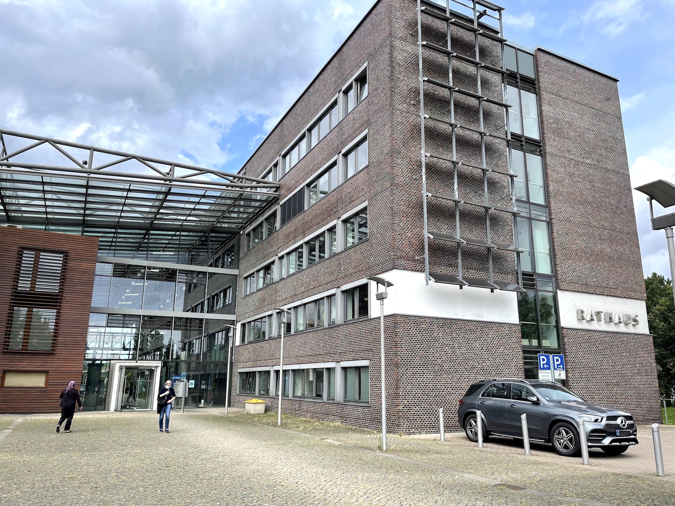 Garbsen Rathaus 2
