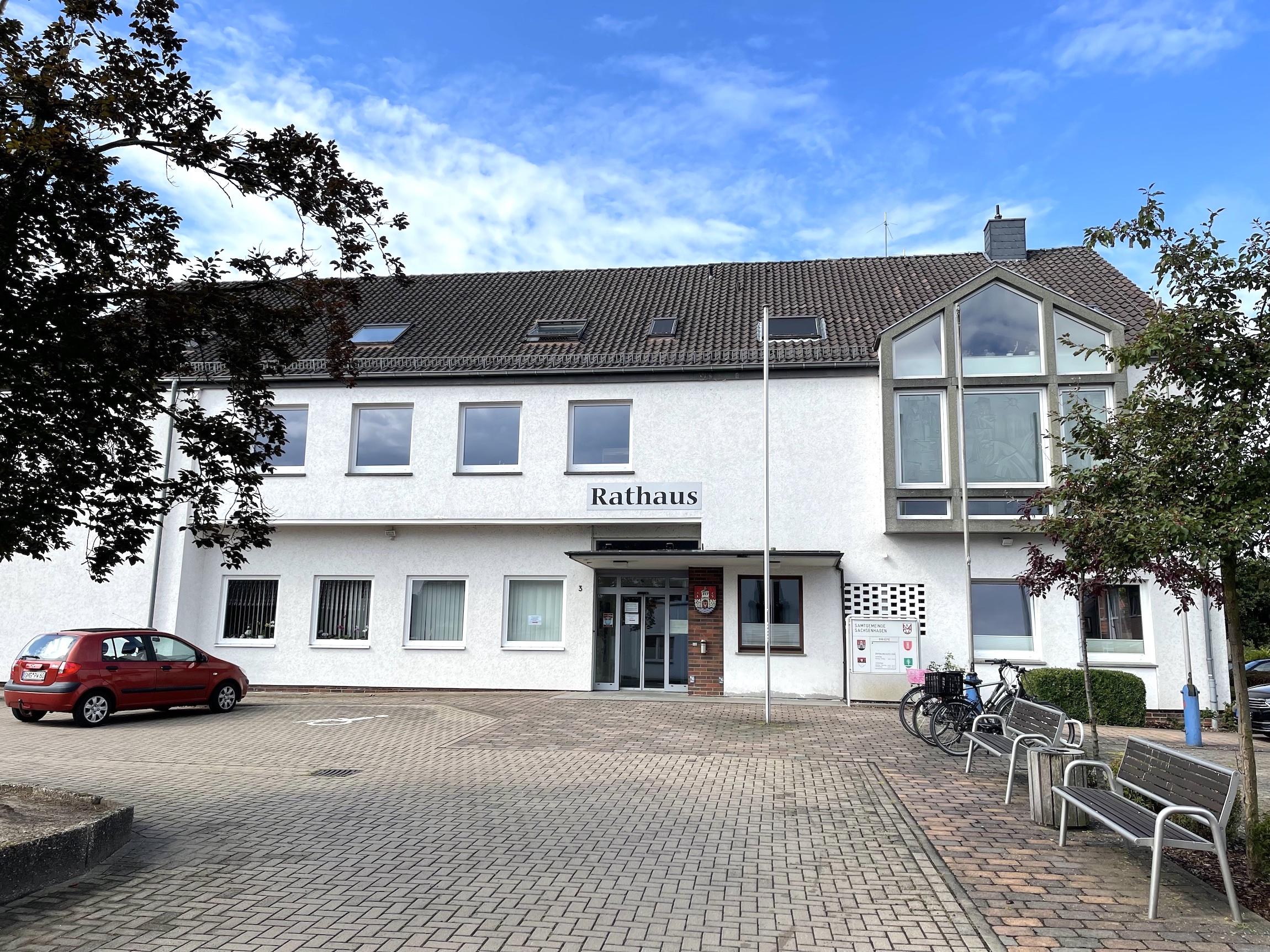 Hagenburg Rathaus 2