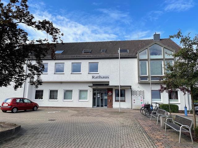 Hagenburg Rathaus