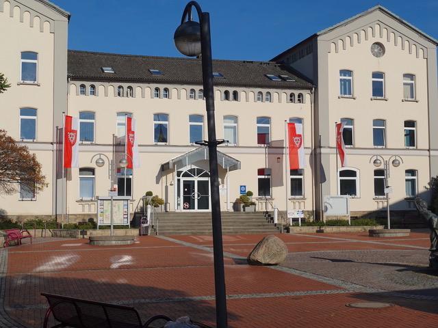 Rodenberg Gemeinde Polizei